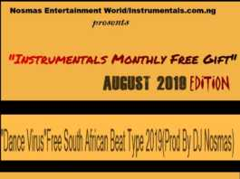 Dj YK Leg Work Beat - Download Latest Naija instrumentals